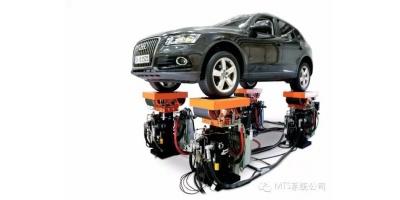 无与伦比的MTS车辆动力学性能测试解决方案