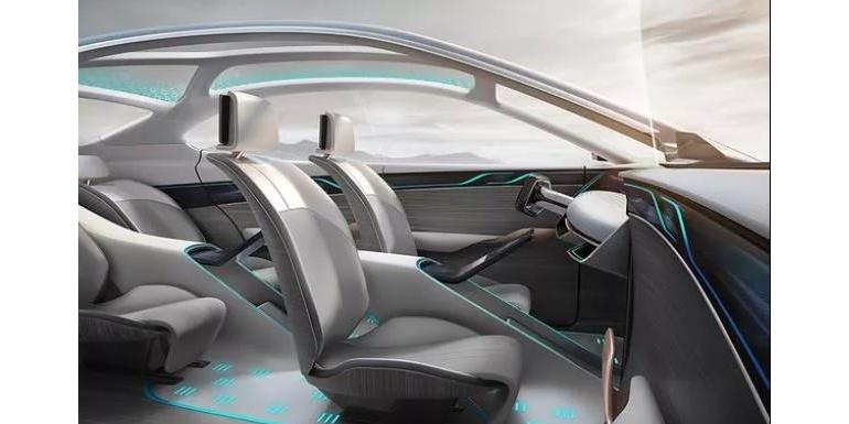 天际ME-S概念车亮相上海车展 多项电池及智能网联技术引关注