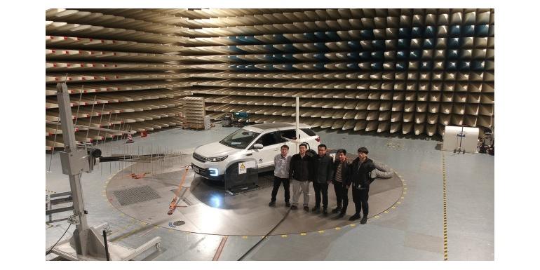 中汽中心检测认证事业部汽车试验研究所新能力系列丨车联网(C-V2X)的整车电磁兼容测评