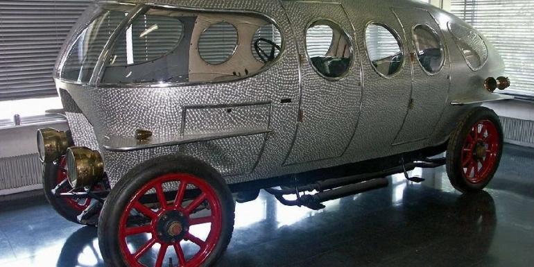 历史上5款长相奇特的空气动力学车型