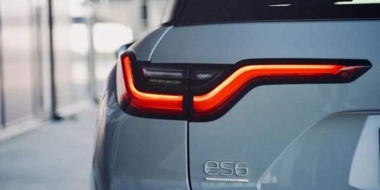 蔚来ES6续航怎么样?腾讯汽车首发测试约为300km