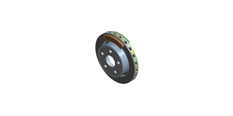 ANSYS经典案例在Workbench中实现   汽车刹车盘制动噪音分析