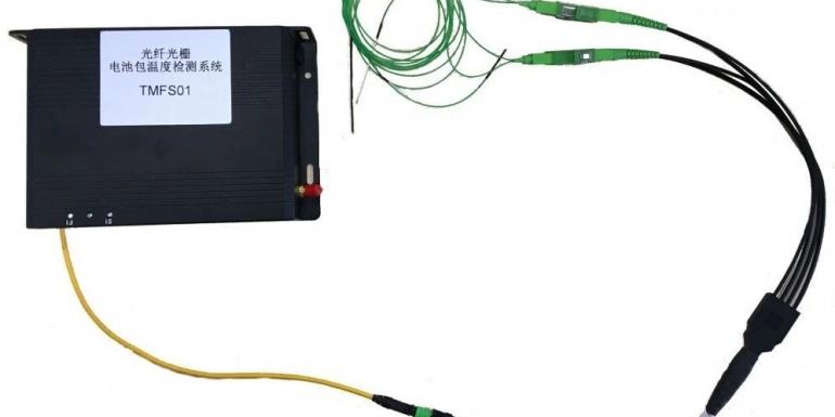 动力电池包温度监控系统解决方案