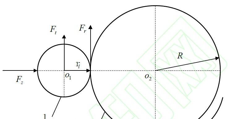 基于简易轮胎试验模态测试的滚阻特性评价方法(下)