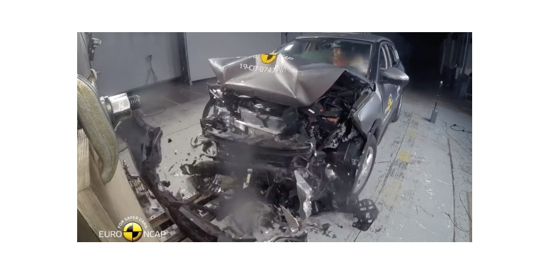 E-NCAP碰撞测试:C5 Aircross(天逸)被动安全尚可,主动安全配置拖后腿