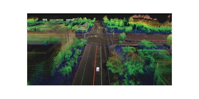 """自动驾驶 新时代的 """"地图供应商"""""""