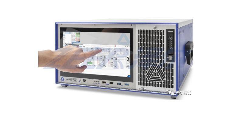 DEWE3-PA8—高性能电能质量分析王者