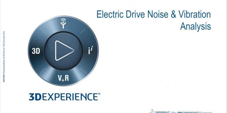SIMULIA电驱动NVH分析解决方案