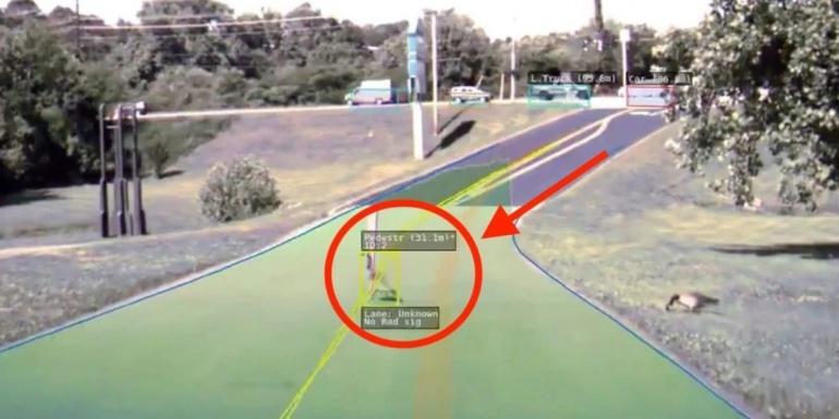 美国自动驾驶三巨头:解决魔鬼般的行驶场景细节