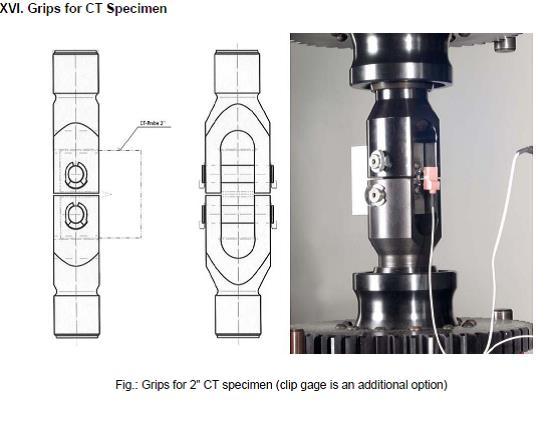 MOT-250KN高频疲劳试验机技术描述9