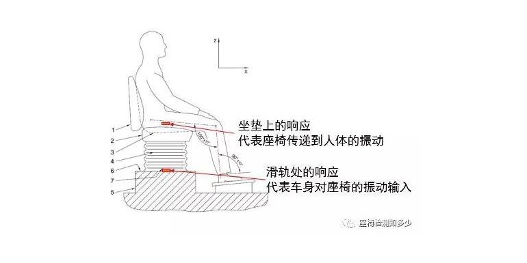 激励信号对人-椅系统传递特性的影响