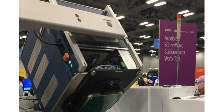 5G商用元年开启,NI及合作伙伴重磅发布毫米波晶圆探针测试方案