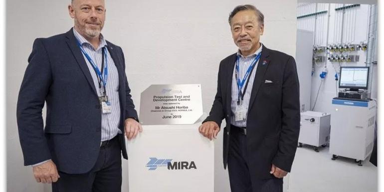 米拉新建设施实现不需路试的RDE试验