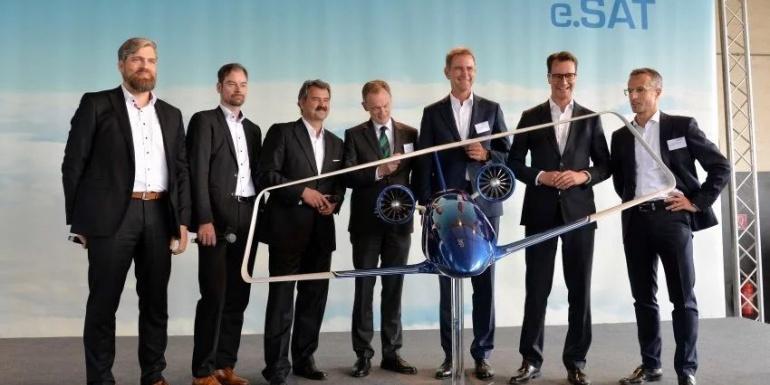 """德国亚琛工大""""电动汽车先驱""""宣布获慕尼黑航空巨头千万投资"""