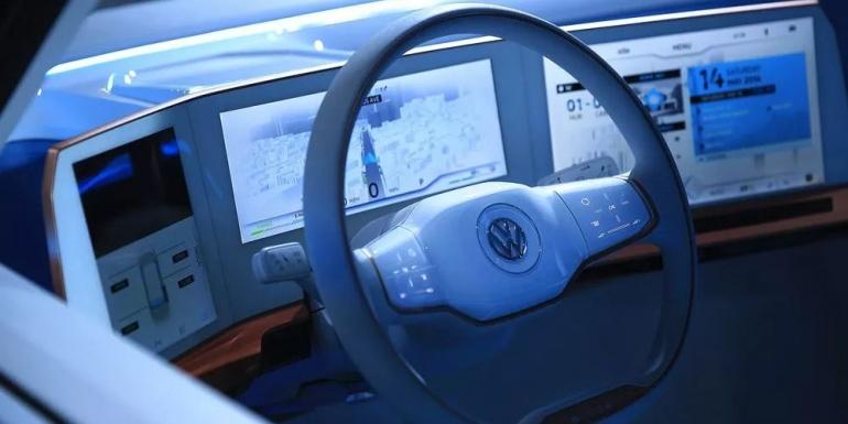 大众:汽车操作系统vw.OS的2025计划