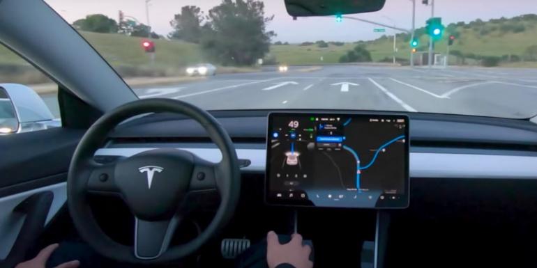 特斯拉自动驾驶强于Waymo的三大理由