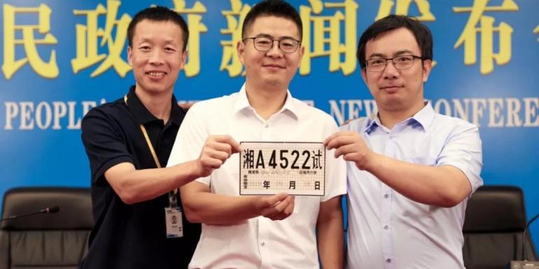 希迪智驾助力福田戴姆勒获取首张智能重卡开放道路测试牌照