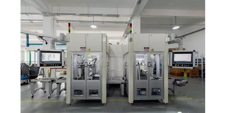 奇石乐测试台技术打造电机EOL测试新标杆