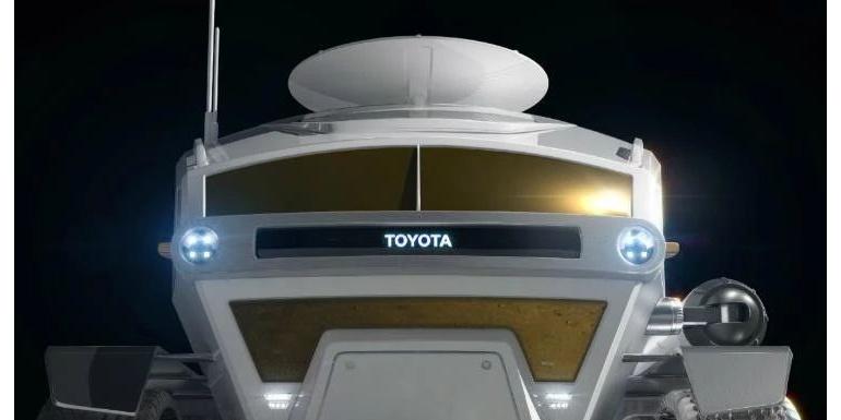 丰田与JAXA合作氢燃料电池登月车 计划2029年完成载人登月