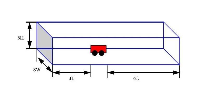 汽车A柱形态对整车气动性能影响