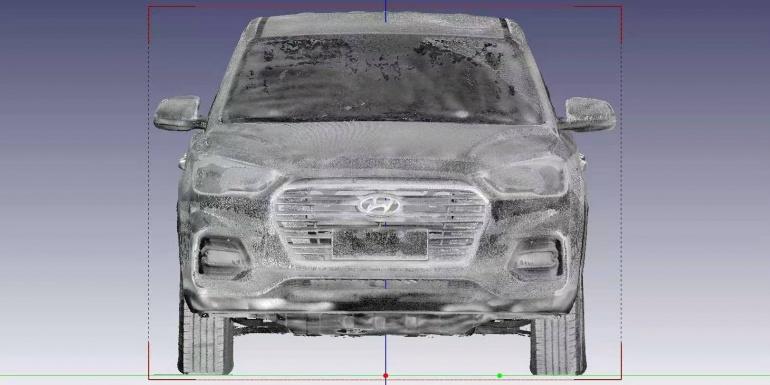 一文了解汽车正投影面积精确测量神器