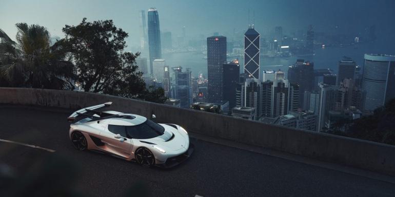 聊聊Hypercar的空气动力学设计