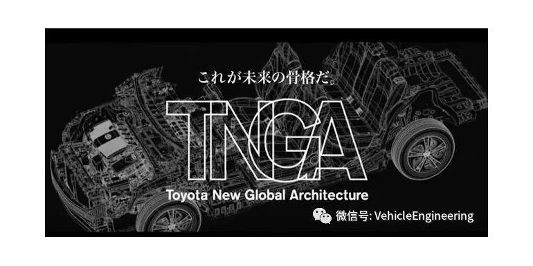 丰田TNGA-Toyota New Global Architecture架构