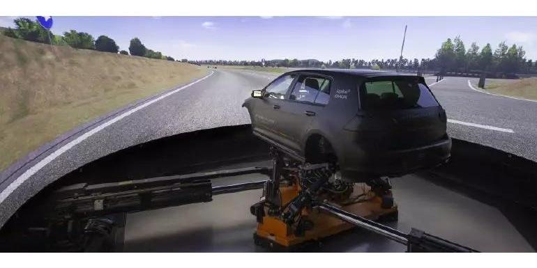 融合虚拟与现实 | Applus+IDIADA 两台新型VI-GRADE驾驶模拟器