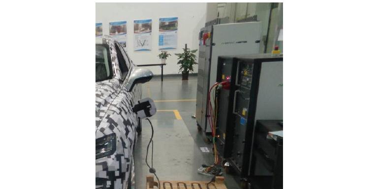 电动汽车充电状态发射特性与抗扰特性测试评价