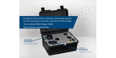 电动汽车交直流充电模拟器(欧标,日标,国标)