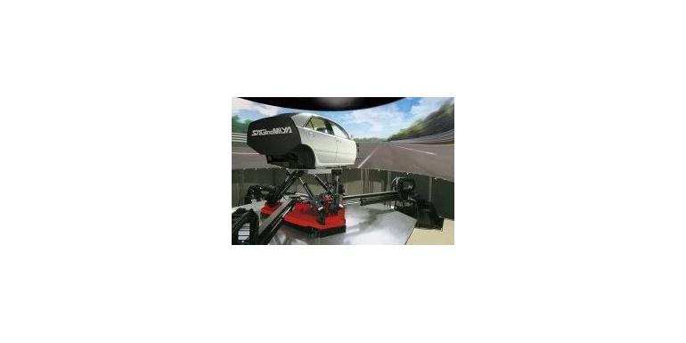 日本鹭宫制作所 新的驾驶模拟器