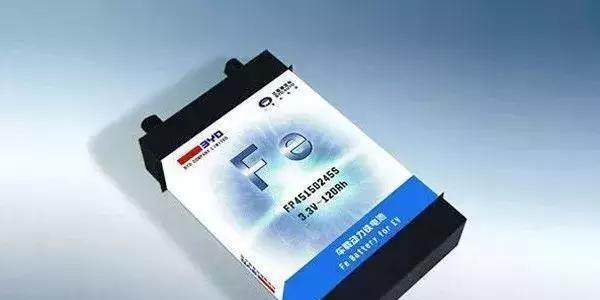 比亚迪将推出新一代磷酸铁锂电池:更安全、更长寿命