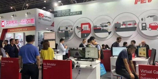 FEV2019汽车测试及质量监控博览会(中国)展示未来出行测试方案