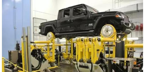 FCA温莎基地的汽车研究和测试之路