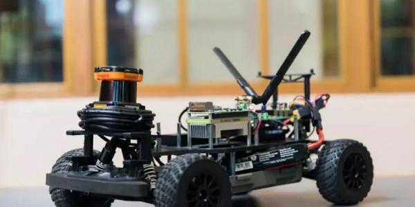 成本价为500美元的微型测试车助力自动驾驶