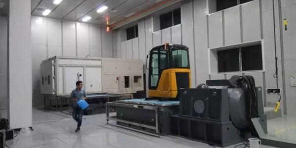 国家汽车质量检验中心(广西)新能源汽车 试验室顺利完成150小时耐振动试验