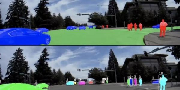 NVIDIA自动驾驶实验室:像素级完美感知让自动驾驶汽车更好地理解世界