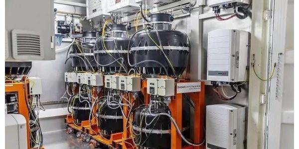 Chakratec: 动能能量存储器弥补充电的短板