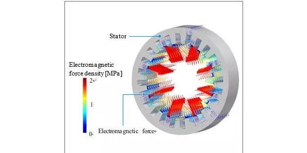 麦克马斯特大学使用Actran优化电机噪声