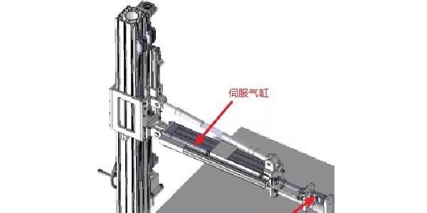 QCT740 靠背骨架总成耐久性试验