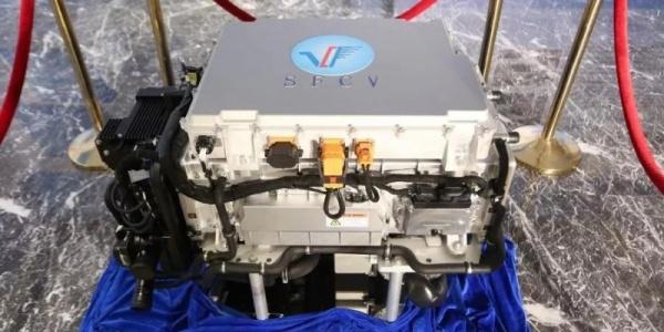 长城发布100kW氢燃料电池发动机