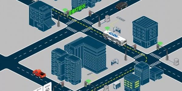 """希迪智驾发布""""V2X+公交智慧出行""""解决方案,打造城市数字交通第一步"""