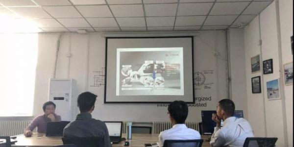 VI-grade公司协助吉速车队成功进行车辆模型的驾驶模拟仿真