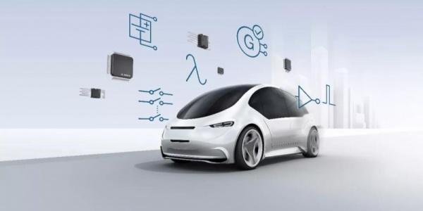 博世微芯片防止电动车事故后触电风险