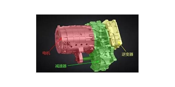 横河测试测量YOKOGAWA电动汽车三合一电驱动系统效率测试