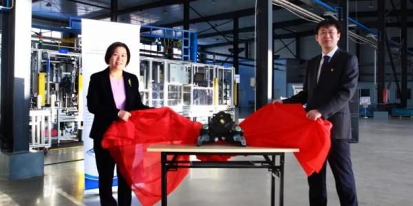 长春威伯科汽车控制系统有限公司盘式制动器产线贯通