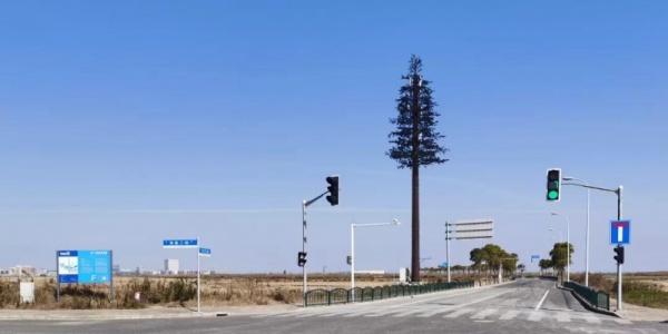 拥有国内最丰富应用场景的智能网联汽车测试区